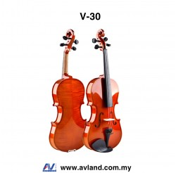 V-30 1/2 Size Violin With Case, Rosin & Bow (V30)
